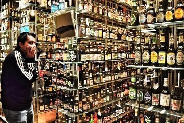 Алкоголь Розница